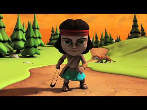 David and Goliath Game Trailer