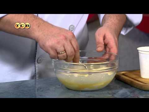 Наливной пирог с яйцом и луком - Дело вкуса