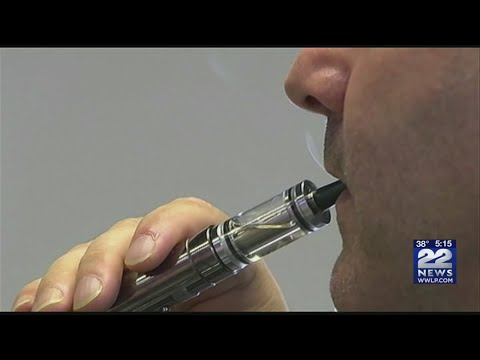 Chicopee Comprehensive High School Cracking Down On Students Vaping On Property