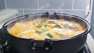 횟집 매운탕 끓이기 / 금양체질 금음체질 8체질 식단 …