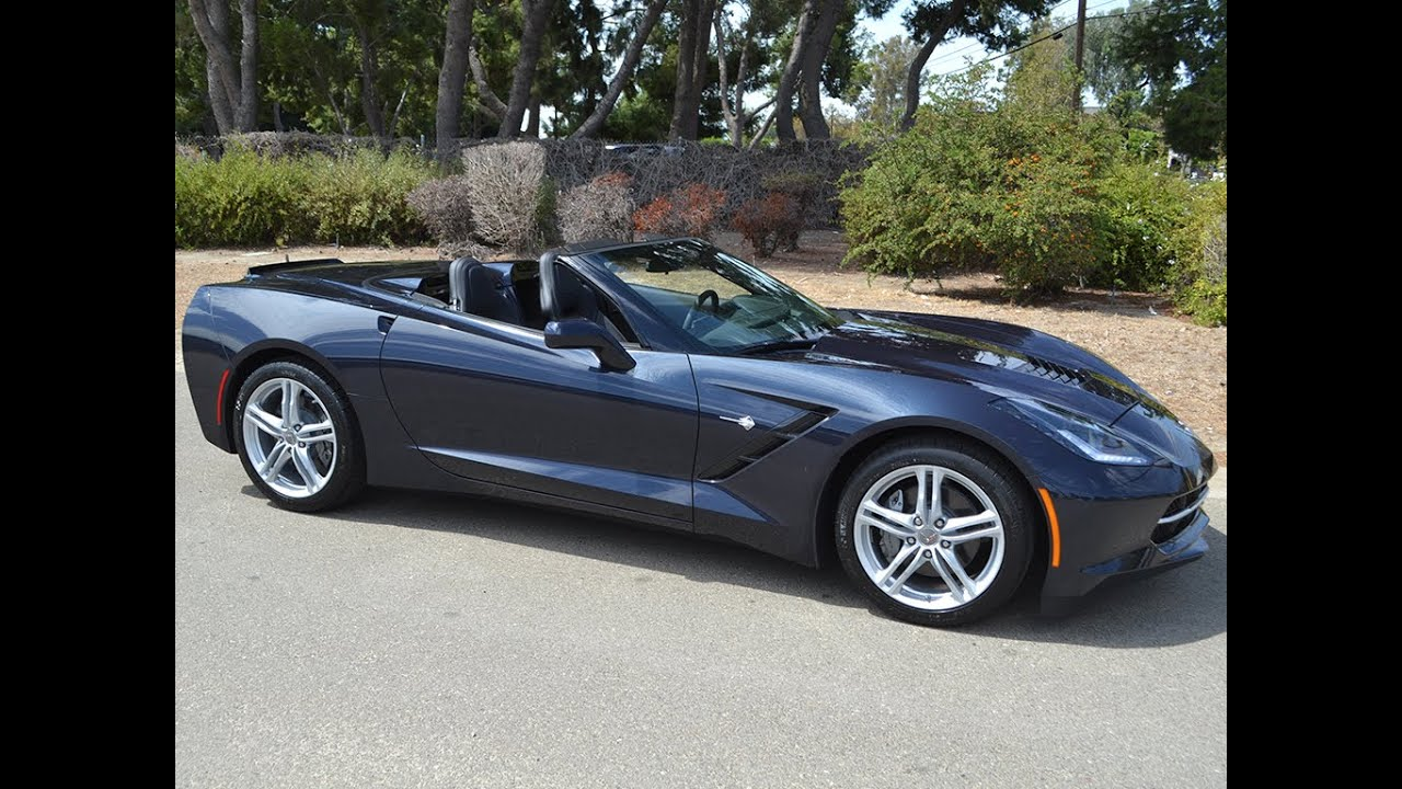 sold 2016 c7 corvette convertible for sale by corvette mike youtube. Black Bedroom Furniture Sets. Home Design Ideas