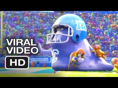 Monsters University Official Viral Video - A Message From The Dean #2 (2013) HD