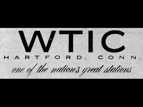 WTIC Hartford, pt. 1 | ep. 3 of Connecticut Radio Memories | 2015 WWUH Documentary