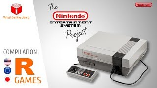 The NES / Nintendo Entertainment System Project - Compilation R - All NES Games (US/EU/JP)