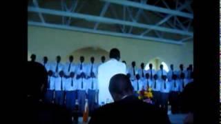 """zimbabwe catholic song St ignatius College """"Mwari ngaarumbidzwe kudenga"""""""