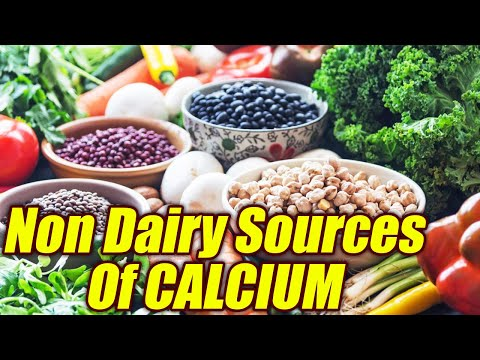 Calcium Rich Foods Which Are Non-Dairy | BoldSky