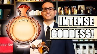 Paco Rabanne Olympea Intense Fragrance / Perfume Review