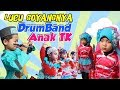 Atraksi lucu Drumband anak TK - Karnaval Hari Kartini ✿ Uyyus fun video
