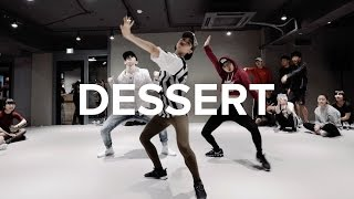 Video Dessert - Dawin ft.Silento / Lia Kim Choreography download MP3, 3GP, MP4, WEBM, AVI, FLV Agustus 2018