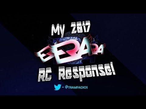 #eRaRC: My Response! #eRaDios @eRaBorns @eRaTropical @eRaSupreme