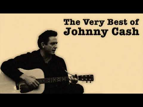 The Very Best of Johnny Cash | 2 Hours