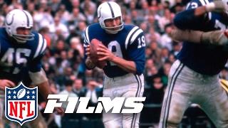 #4 Johnny Unitas | NFL Films | Top 10 Quarterbacks of All Time