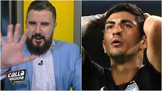Víctor Guzmán las Chivas te trataron como mercancía, te desecharon: Álvaro Morales | Calla y Escucha