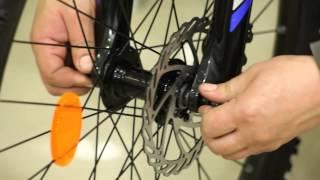 Сборка велосипеда из коробки. 5 простых шагов.(, 2015-04-27T04:35:12.000Z)
