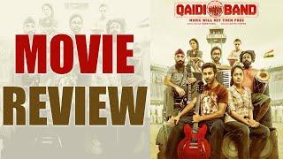 Qaidi Band Movie Review : Aadar Jain - Anya Singh film ends up as an AVERAGE film   FilmiBeat