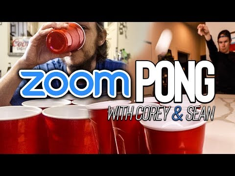 How To Play Zoom Pong