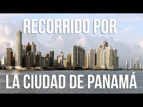 Recorrido por la Ciudad de Panamá 🇵🇦
