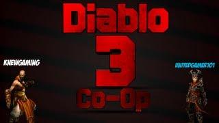Diablo 3 Co-op - Weeping Hollow