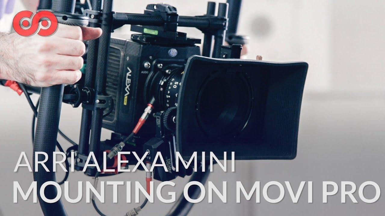 How to Mount the ARRI Alexa Mini on a Movi Pro