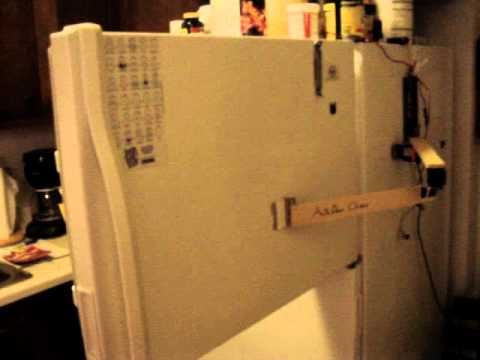 Automatic Fridge Door Closer Youtube