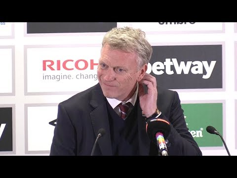West Ham 1-1 Leicester - David Moyes Post Match Press Conference - Premier League #WHULEI