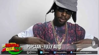 Popcaan - Fully Auto ▶Kick Off Riddim ▶An9ted Ent ▶Dancehall 2016