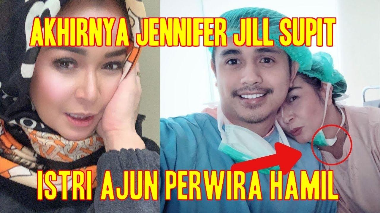 Jennifer Jill Supit Akhirnya Hamil Anak Ajun Perwira Youtube