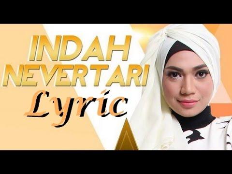 Indah Nevertari  -  Come N Love Me  - Lyric