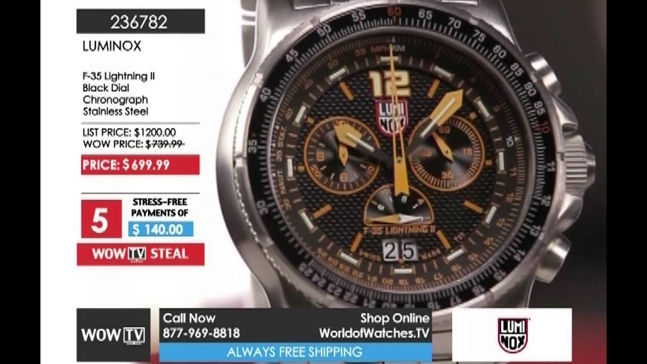 world of watches tv show 3 29 2015