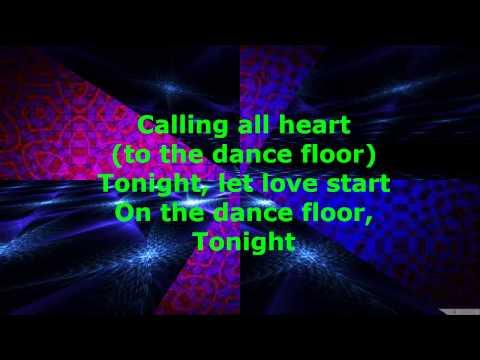 Robin Thicke & Jessie J - Calling All Hearts (Lyrics)