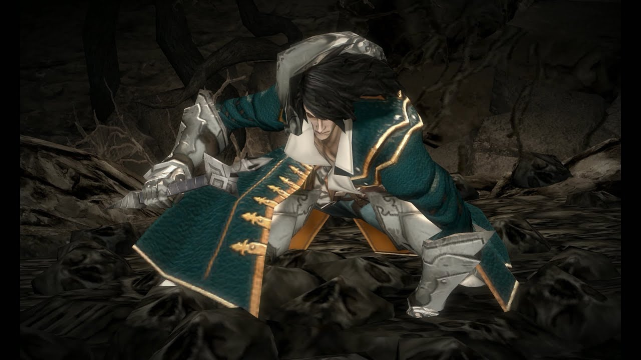 trevor belmont lords of shadow - 1280×720