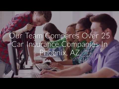 Cheap Car insurance Quotes in Phoenix, AZ
