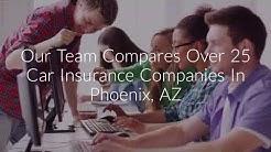Cheap Car insurance Quotes in Phoenix, AZ