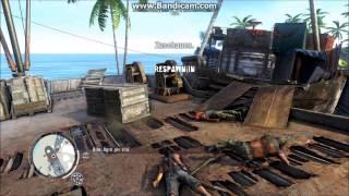 Far Cry® 3 Multiplayer Gameplay - Shotgun Match