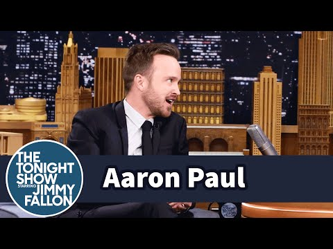 Aaron Paul Freaked Out When He Befriended Elon Musk on Twitter