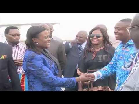 FRANCINE MUYUMBA Honoré par le TWIBUNGE qui rassemble le peuple HEMBA