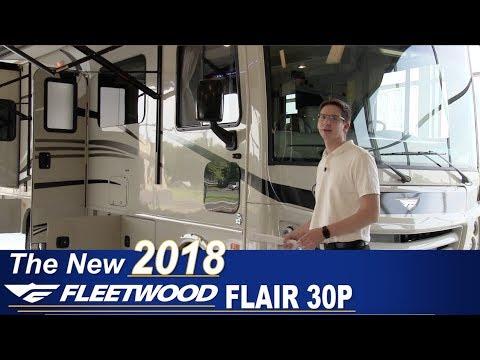 New RV: 2018 Fleetwood Flair 30P - Shakopee, Mpls, St Paul, St Cloud, Mankato, Ramsey, MN