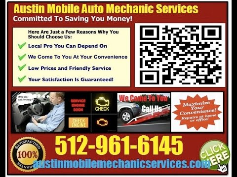 Mobile Mechanic Georgetown TX 512-961-6145 Auto Car Repair Service
