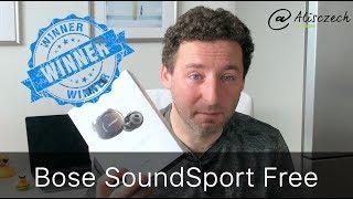 Bose SoundSport Free - nejlepší sportovní sluchátka (Alisczech vol. 77)