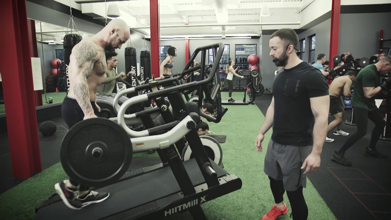 Core & Health Fitness HIIT Programming Video