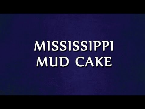 Mississippi Mud Cake | RECIPES | EASY TO LEARN