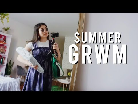 GRWM: (Almost) Summer In NYC!