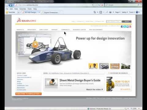 Video Archive: SOLIDWORKS Certification Prep