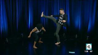 Baixar Derrick tries Afro-Brazilian martial arts | HOUSTON LIFE | KPRC