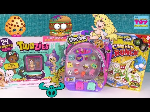 Shopkins Twozies Grossery Gang Color...