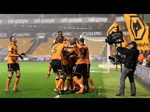 HIGHLIGHTS | Wolves 2-0 Derby County