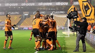 Ruben Neves Goal of the Season! | Wolves 2-0 Derby County | Highlights