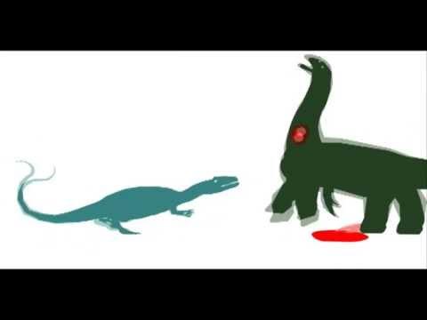 PDFC - Allosaurus vs Camarasaurus