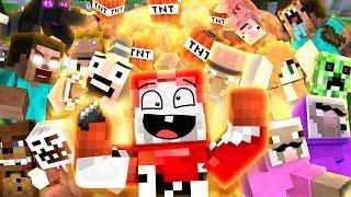MINECRAFT LIVE (Best & Funniest Minecraft Machinimas) FULL HD