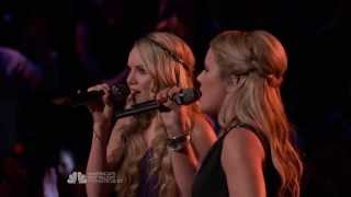 Gambar cover The Voice   Danielle Bradbery n Amber Carrington